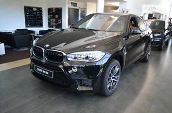 BMW X6 M F86 4.4 AT (575 л.с.) xDrive 2018