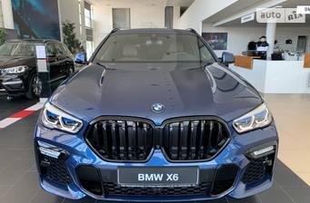 BMW X6 M50i Stepotronic (530 л.с.) xDrive 2021