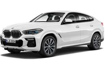 BMW X6 2021 в Харьков