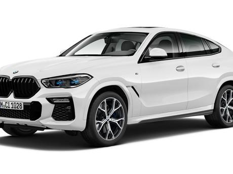 BMW X6 2021