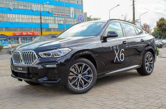 BMW X6 30d Stepotronic (265 л.с.) xDrive 2020