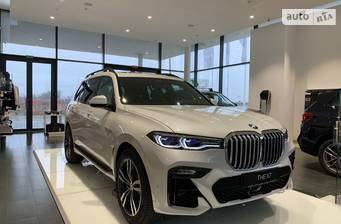 BMW X7 30d Steptronic (265 л.с.) xDrive 2020