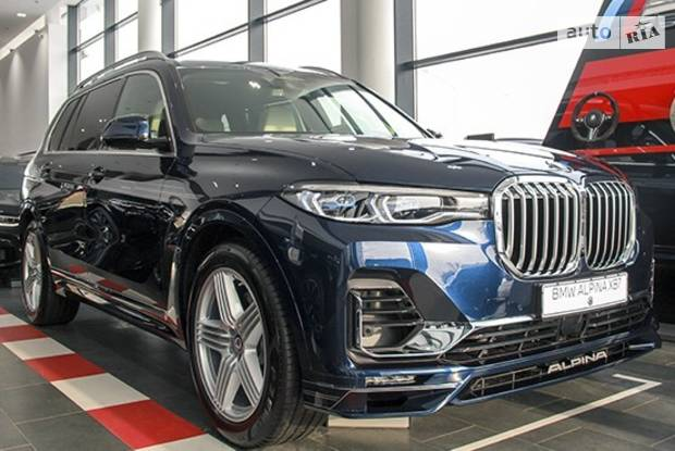 BMW X7 Individual