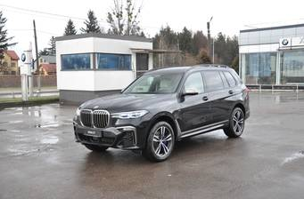 BMW X7 M50d Steptronic (400 л.с.) xDrive 2020