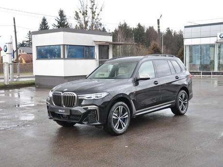 BMW X7 2020