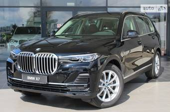 BMW X7 30d Steptronic (265 л.с.) xDrive 2021