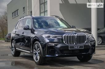 BMW X7 30d Steptronic (265 л.с.) xDrive 2021