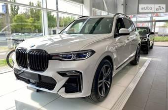 BMW X7 M50d Steptronic (400 л.с.) xDrive 2021