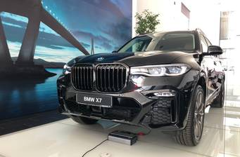 BMW X7 M50d Steptronic (400 л.с.) xDrive 2021