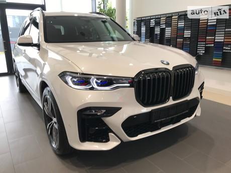 BMW X7 2021