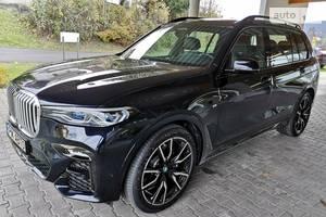 BMW X7 40i Steptronic (340 л.с.) xDrive base 2020