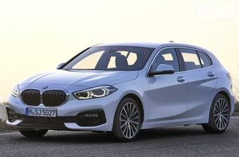 BMW 1 Series 116d MT (116 л.с.) 2019