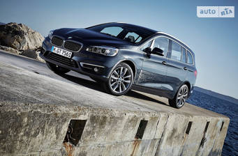 BMW 2 Series Gran Tourer 216d MT (116 л.с.) 2016