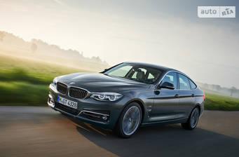 BMW 3 Series GT F34 318d MT (150 л.с.) 2017