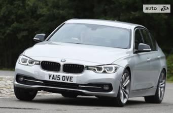 BMW 3 Series F30 340i MT (326 л.с.) xDrive 2017