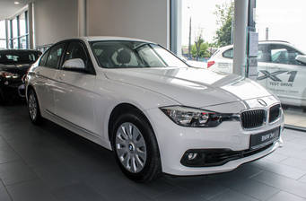 BMW 3 Series F30 318i AT (136 л.с.) 2017