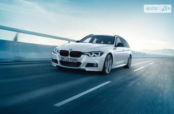 BMW 3 Series F31 320d MT (190 л.с.) xDrive 2017