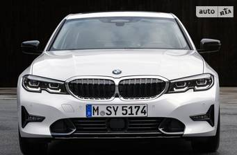 BMW 3 Series 318d MT (150 л.с.) 2019