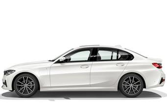 BMW 3 Series 330i Steptronic (258 л.с.) 2019