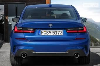 BMW 3 Series M340i Steptronic (387 л.с.) xDrive 2019