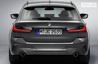 BMW 3 Series 330d Steptronic (265 л.с.) xDrive 2019