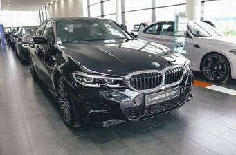 BMW 3 Series 320i Steptronic (184 л.с.) xDrive 2019