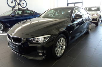 BMW 4 Series Gran Coupe F36 420i MT (184 л.с.) 2018