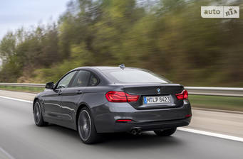 BMW 4 Series Gran Coupe F36 440i AT (326 л.с.) 2017