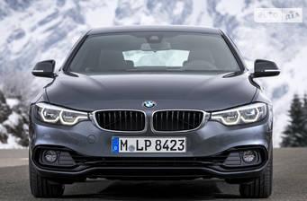 BMW 4 Series Gran Coupe F36 430i MT (252 л.с.) 2017