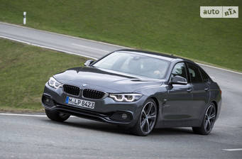 BMW 4 Series Gran Coupe F36 430d АТ (258 л.с.) 2017