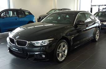 BMW 4 Series Gran Coupe F36 420i AT (184 л.с.) xDrive 2018
