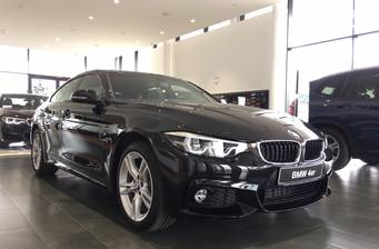 BMW 4 Series Gran Coupe F36 420i AT (184 л.с.) xDrive 2018