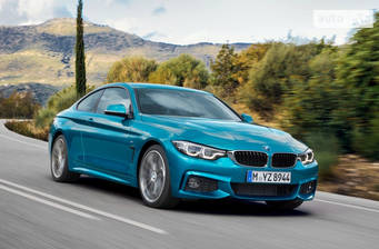BMW 4 Series F32 420d MT (190 л.с.) 2019