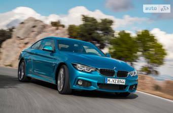 BMW 4 Series F32 420i MT (184 л.с.) 2019
