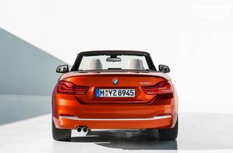 BMW 4 Series F33 420i MT (184 л.с.) 2019