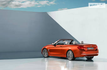 BMW 4 Series F33 420i MT (184 л.с.) 2017