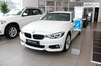 BMW 4 Series F32 420i MT (184 л.с.) xDrive 2018