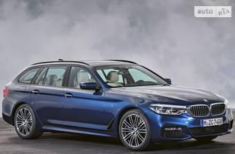 BMW 5 Series G31 530i АT (252 л.с.)  2017