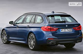 BMW 5 Series G31 520d АT (190 л.с.) xDrive 2017
