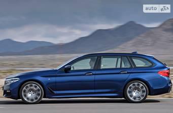 BMW 5 Series G31 M550d АT (400 л.с.) xDrive 2017