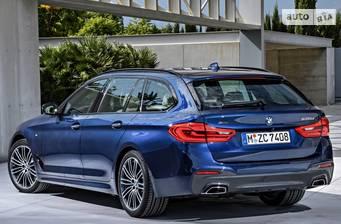 BMW 5 Series G31 540i АT (340 л.с.) xDrive 2017
