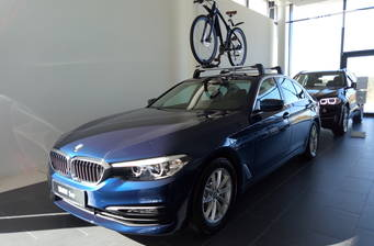 BMW 5 Series G30 530i АT (252 л.с.) xDrive 2018