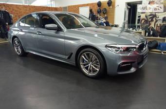 BMW 5 Series G30 540i АT (340 л.с.) xDrive 2018