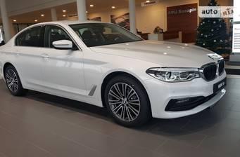 BMW 5 Series G30 520d АT (190 л.с.) xDrive 2019