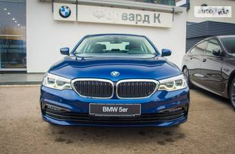 BMW 5 Series 2019 base
