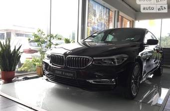 BMW 6 Series GT G32 640i AT (340 л.с.) xDrive 2018