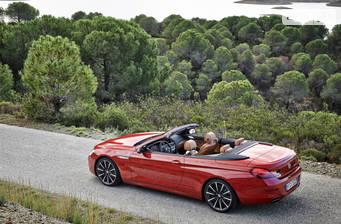 BMW 6 Series F12 650i AT (449 л.с.) 2017