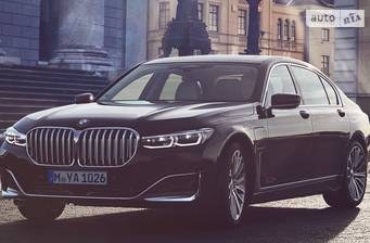 BMW 7 Series 730i Steptronic (265 л.с.) 2019