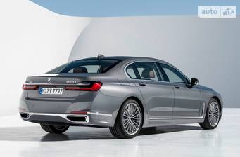 BMW 7 Series 730Ld Steptronic (265 л.с.) 2019