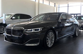BMW 7 Series 730Ld Steptronic (265 л.с.) xDrive 2019